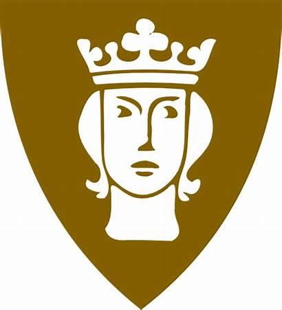Arms Coat Swedish Vector Clip Svg Queen