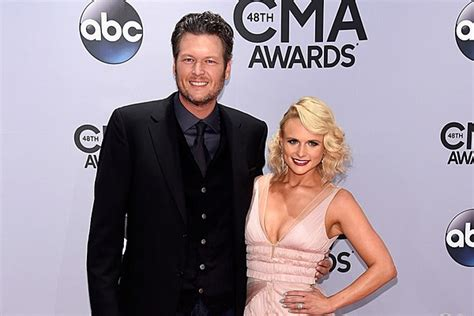 Blake Shelton And Miranda Lambert Get Married