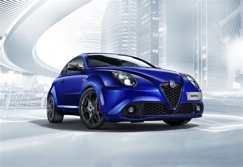 Revised Alfa Romeo Mito Priced From £12,960 In The Uk