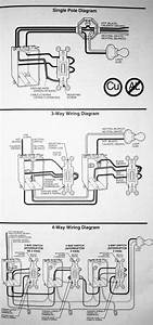 Three Pole Switch Wiring Diagram