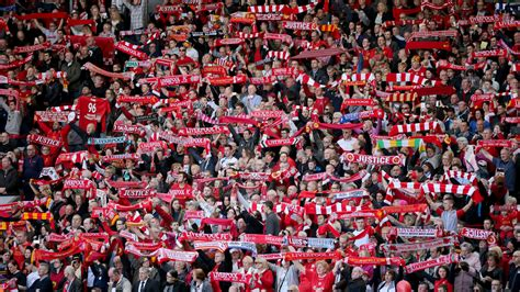 YNWA: How You'll Never Walk Alone became a Liverpool FC ...