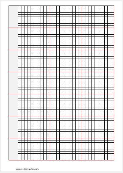 cross stitch graph papers  ms word word excel templates