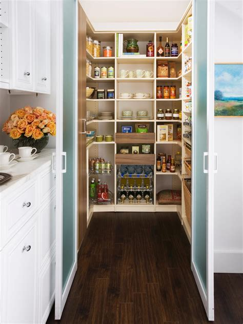 Small Kitchen Organization Solutions & Ideas + Hgtv