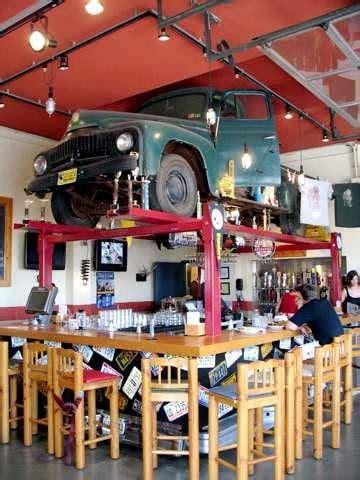 restaurant  pittsburgh     gas station