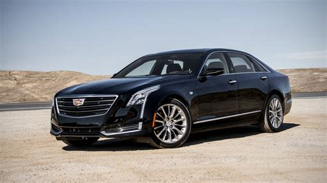 2016 Cadillac Ct6 Review And Test Drive With Price