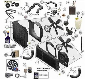 Doc  Diagram 2000 Jeep Wrangler 4 0 Engine Belt Diagram