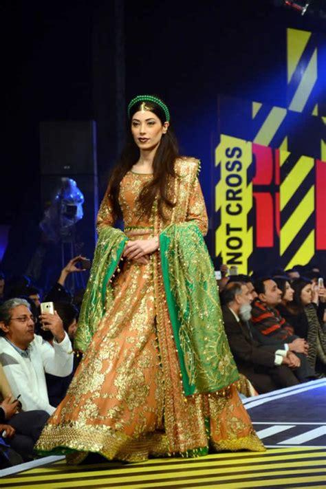 ali xeeshan latest bridal dresses latest wedding