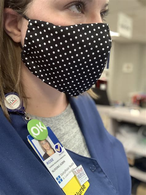 sewing surgical masks unitypoint health cedar rapids