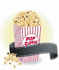 Image Gallery movie popcorn clip art