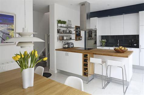 Küchen Kochinsel Ikea by Holz Arbeitsplatten Machen Die Moderne K 252 Che Gem 252 Tlich