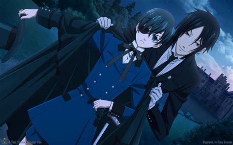 Anime Wallpaper Black Butler - black butler hd wallpaper and hintergrund 2560x1600