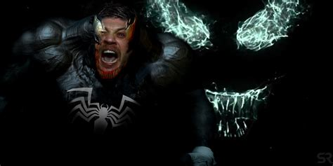 What Tom Hardy's Venom Could Look Like  Screen Rant