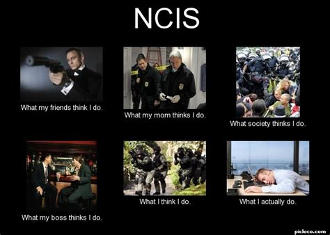 Ncis What My Friends Thin