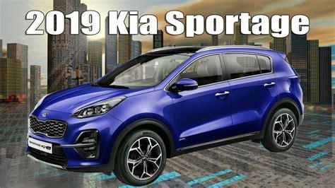 kia sportage facelift unveiled  official