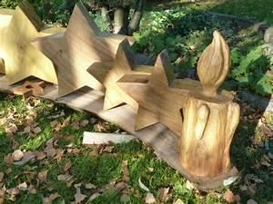 Kettensäge Schnitzen Anfänger : schnitzen mit der kettens ge chainsaw carving dirk rudolf bildhauerei weihnachtszeit ~ Orissabook.com Haus und Dekorationen