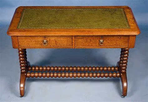 Antique Victorian Oak Writing Desk For Sale Antiquescom