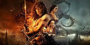 Conan the Barbarian Jason Momoa Twitter Cover & Twitter ...