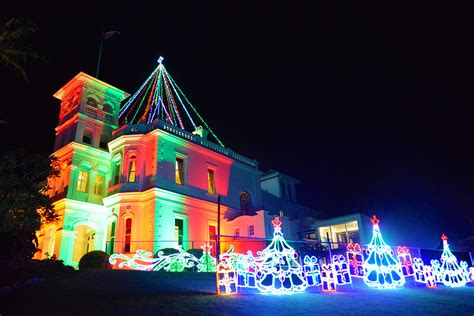 christmas lights government house must do brisbane