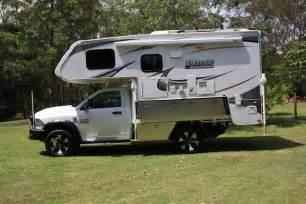 Lance Camper On Dodge Ram