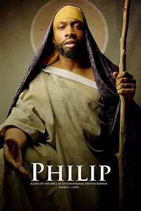 Disciple Philip Photograph by Icons Of The Bible
