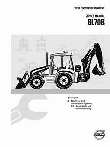 Service Manual Bl70b  3 Electrical And Information Systems