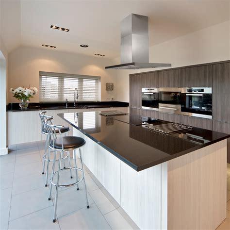 houzz kitchens with islands best range hoods eclisse island contemporary kitchen 4355