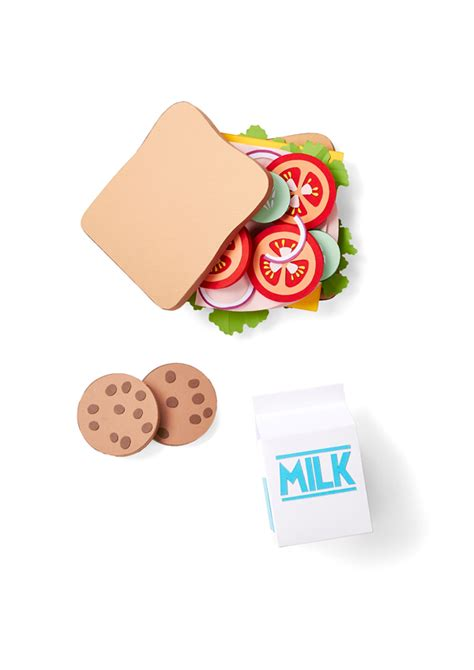 food papercraft template food papercraft templates pictures to pin on pinsdaddy