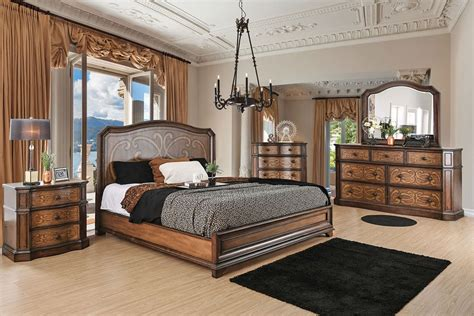 Meline Transitional Bedroom Furniture