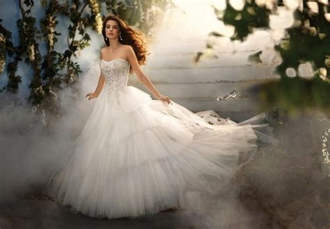 Cinderella Wedding Dress Disney 2015-2016