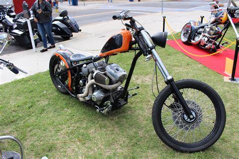 Old School Motorcycle Paint Jobs