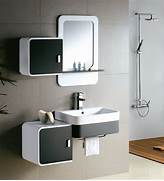 Modern Vanity Furniture by Gorgeous Modern Vanity Cabinets For Small Bathroom Interiors Ideas 4 Homes