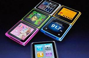 Touchscreen iPod Nano Might Still Be Capable of Video ...