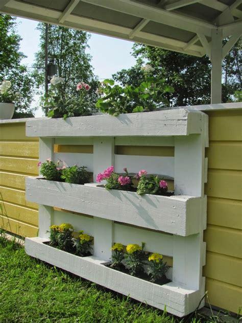 Blumenständer Selber Bauen  12 Ideen Aus Metall Und Holz