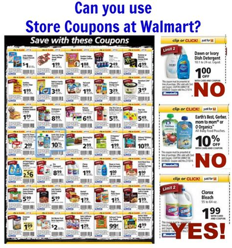 89966 I Walmart Coupons by Can You Use Other Store Coupons At Walmart