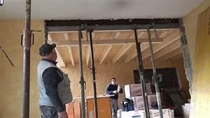 Tragende Wand Entfernen Statik Berechnen : umbau 5 schwere st rze youtube ~ Lizthompson.info Haus und Dekorationen
