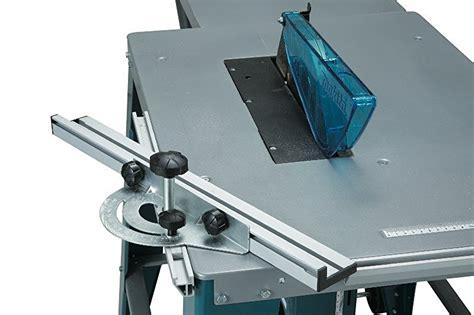 makita 2712 scie bois sur table 4 outils et bricolage