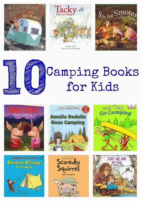 15 camping themed activities for the chirping 475 | 10CampingBooks
