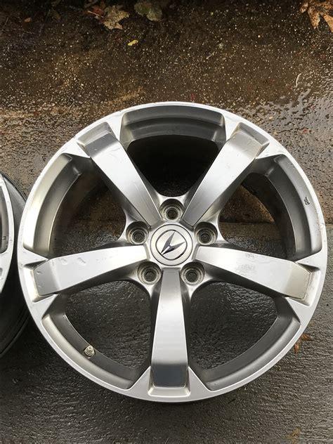2009-2011 Acura Oem 18