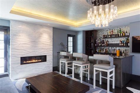Contemporary Home Bar Design Ideas by 17 Fabulous Modern Home Bar Designs You Ll Want To In