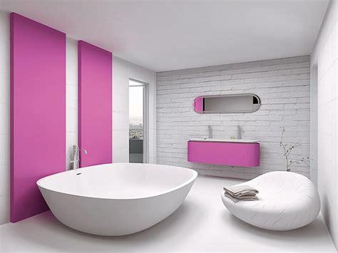 baignoire salle de bain design luxe pierre naturelle