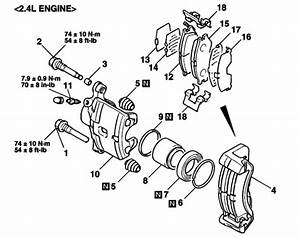 repair guides front disc brakes brake caliper With classic xvz13athc rear brake caliper diagram on piston caliper diagram
