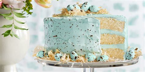 easter cakes recipes easter speckled malted coconut cake beautiful easter cake recipe