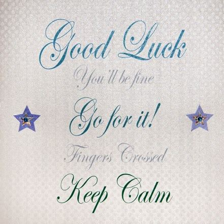 good luck words stripes pd cards good luck