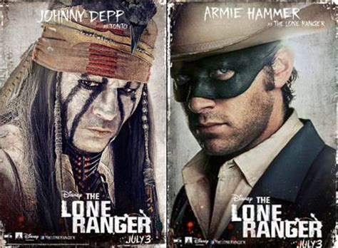 disney s the lone ranger rides in july 3 contest snymed