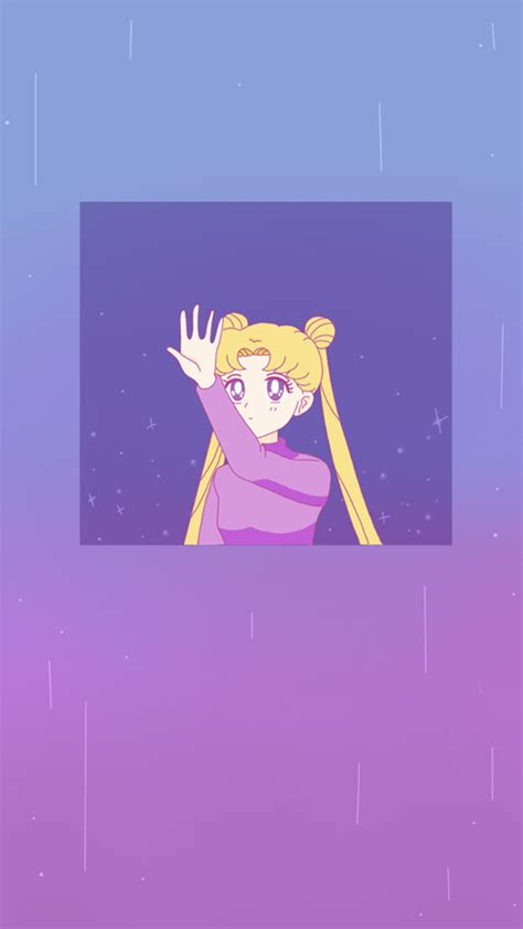 Aesthetic Anime Wallpaper - pin by luzie dix on wallpapers kawaii aesthetic
