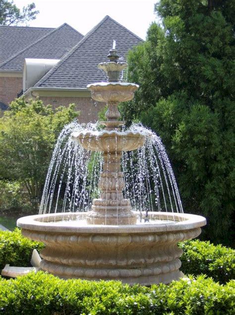 garden water fountain ideas garden water fountain ideas
