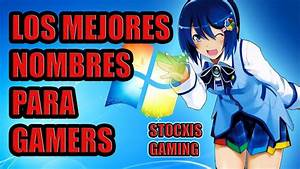 Online Juegos Nombres
