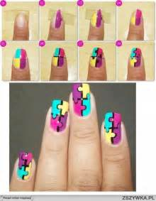Simple nail art tutorial step by style arena
