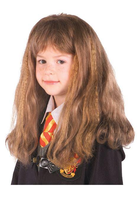 girls hermione granger wig wigs