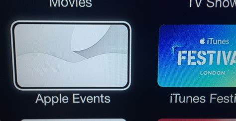 apple to provide live of today s special media event on apple tv macrumors